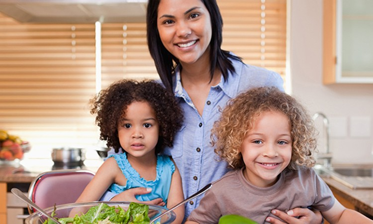 Healthy Plates Healthy Families